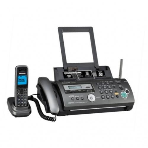 Факс Panasonic KX-FC278RU-T, черный