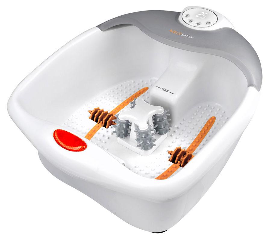 Массажер Medisana ванна для ног FS 885, белая FS 885 белый
