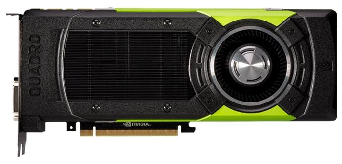 Видеокарта профессиональная PNY Quadro M6000 PCI-E 3.0 12288Mb 384 bit DVI HDCP VCQM6000-PB