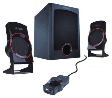 Компьютерная акустика Microlab M-111 M111 black