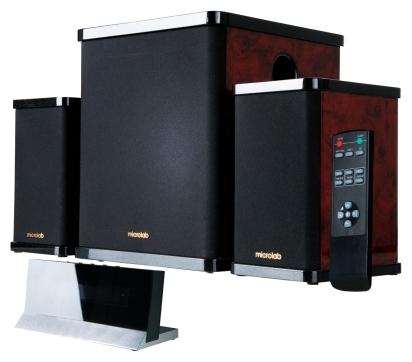 Компьютерная акустика Microlab H-200 H200 wooden