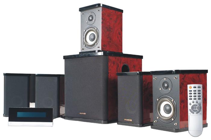 Компьютерная акустика Microlab H-500 H500 wooden