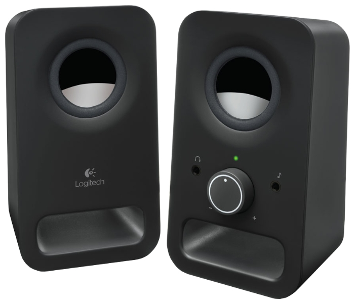 Компьютерная акустика Logitech Z150 Black 980-000814
