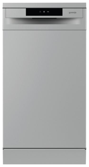 Посудомоечная машина Gorenje GS52010S, белая