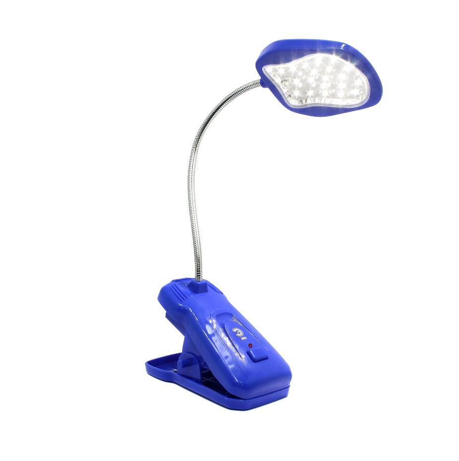Светильник настольный ERA NLED-420-1.5W-BU синий