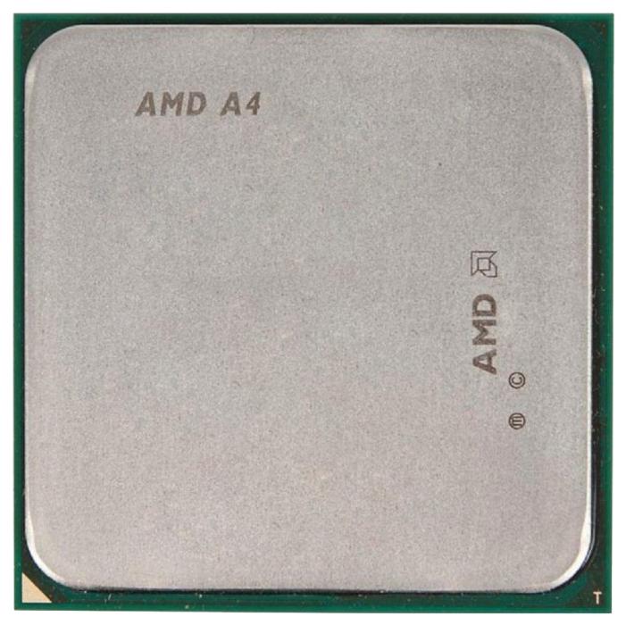 Процессор AMD A4-7300 Richland (FM2, L2 1024Kb, Tray) AD7300OKA23HL