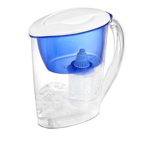 Фильтр для воды Barer Экстра индиго с узором, синий