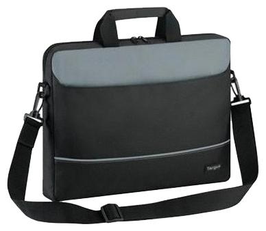 """Сумка для ноутбука Targus Intellect TBT238EU-50, 15.6"""", черная TBT238EU-50/72"""