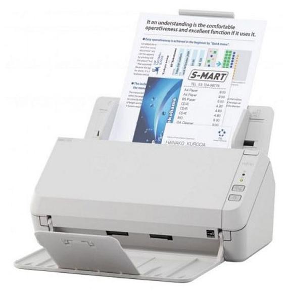Сканер Fujitsu-Siemens ScanPartner SP1125 (протяжный) PA03708-B011