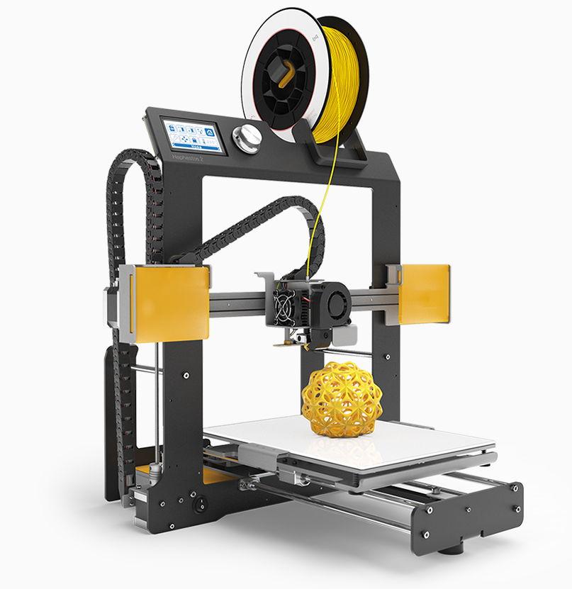 3D принтер BQ Hephestos 2 (PLA, Filaflex) H000187