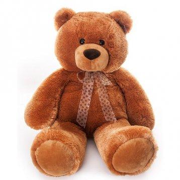 Игрушка мягкая Aurora Медведь сидячий, 70 см