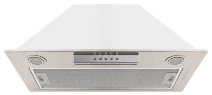 Вытяжка Kuppersberg Inlinea 52 X HPB, серебристая INLINEA 52 X 4HPB