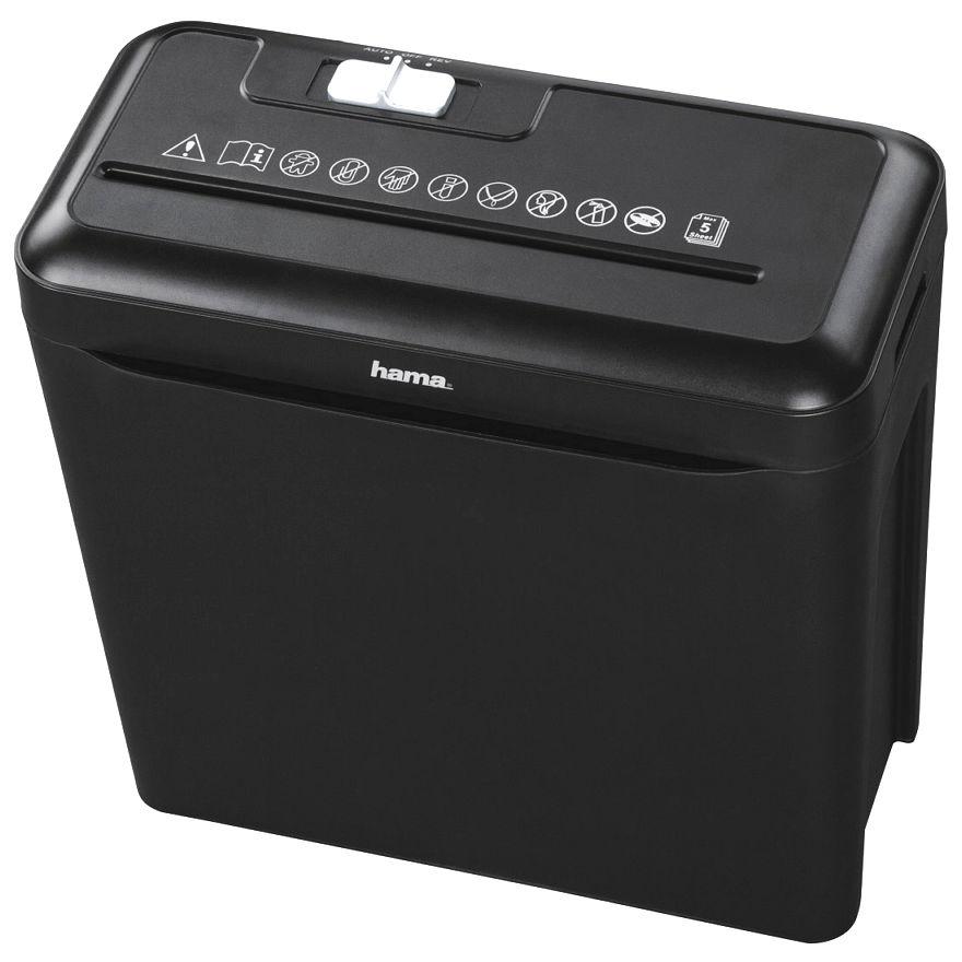 Уничтожитель бумаг HAMA Premium X6S (H-50194) H-50194,