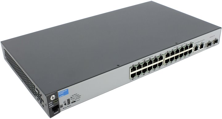 Коммутатор (switch) HP 2530-24 (управляемый) J9782A