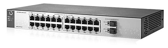Коммутатор (switch) HP PS1810-24G (управляемый) J9834A