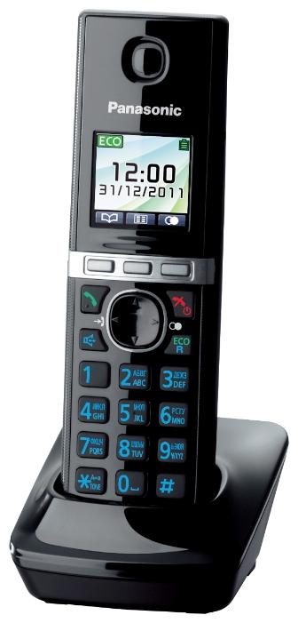 Радиотелефон Panasonic KX-TGA806RUB (дополнительная трубка)