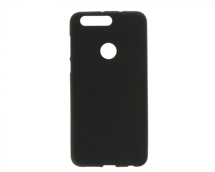 noname TPU для Huawei Honor 8 (матовый), чёрный