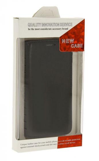 Book-case New для Huawei Honor 8 (с визитницей), чёрный