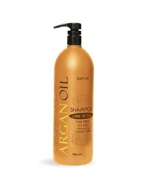 Шампунь для волос Kativa с маслом Арганы (увлажняющий) 65808402