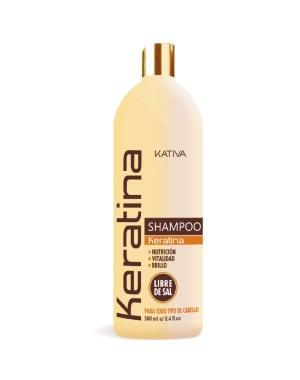 Шампунь для волос Kativa Keratina с кератином укрепляющий 65808413