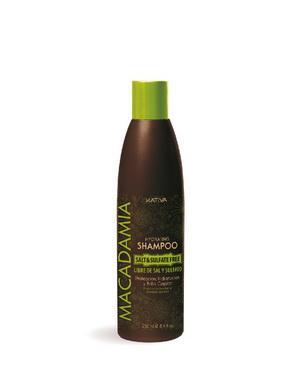 Шампунь для волос Kativa Macadamia увлажняющий 65808406