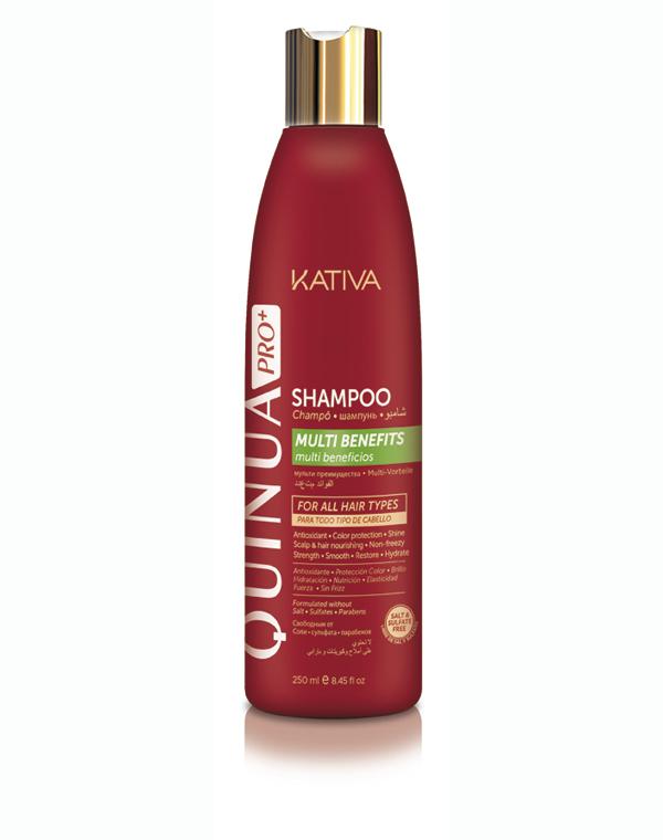 Шампунь для волос Kativa Quinua Защита цвета 250 мл 65503084PRO
