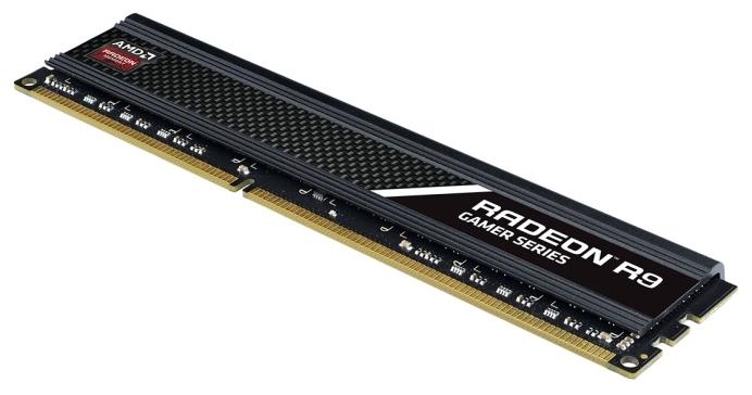Модуль памяти AMD R938G2401U2S (DDR3, 8Gb, 2400MHz)