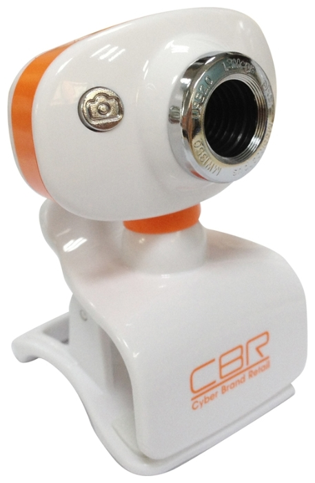 Web-камера CBR CW 833M, оранжевая CW 833M Orange