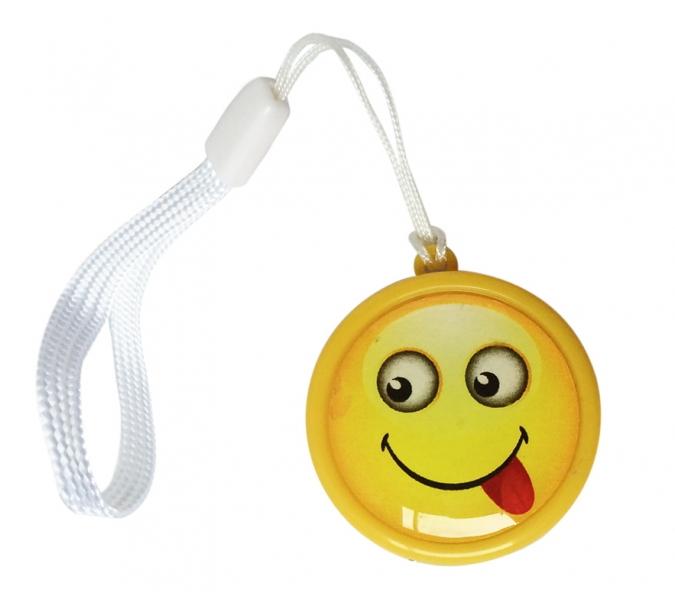 Устройство для чтения карт памяти CBR / Human Friends Speed Rate 'Smile', жёлтый, USB, microSD CR Smile