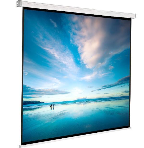 """Экран ScreenMedia Champion SCM-4308 (193"""", 394 x 293 см, настенно-потолочный, моторизированный)"""