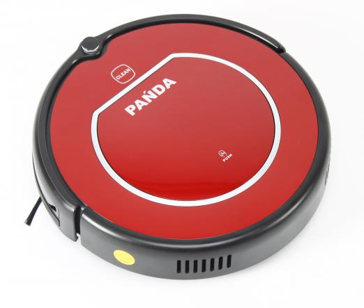 Panda робот-пылесос X800 Multifloor, красный X800 Multifloor Red