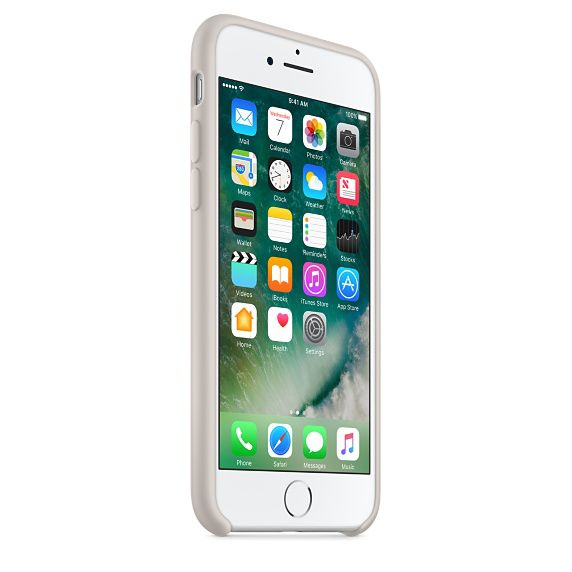 apple MMWR2ZM/A (для Apple iPhone 7), серый