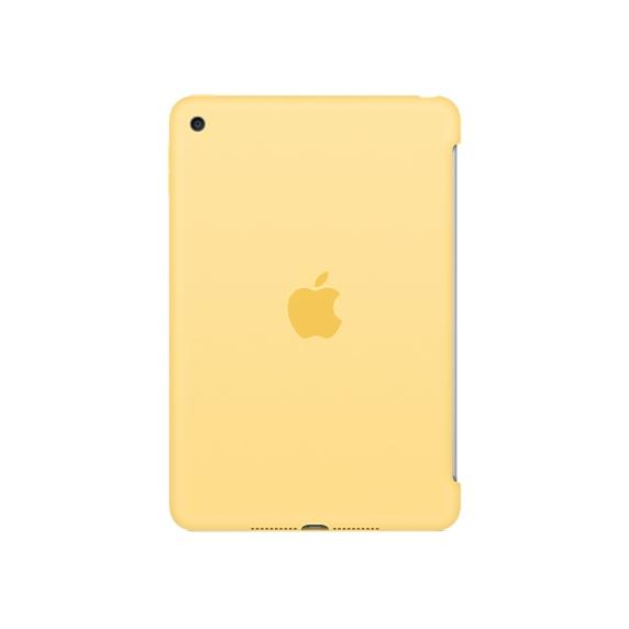 apple iPad mini 4 Silicone Case, желтый