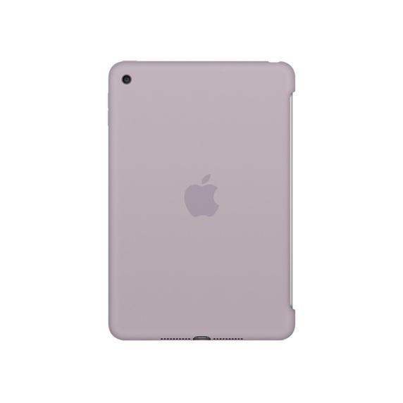 Чехол для планшета apple iPad mini 4 Silicone Case, лавандовый MLD62ZM/A
