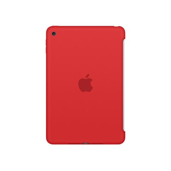 Чехол для планшета apple iPad mini 4 Silicone Case, красный MKLN2ZM/A