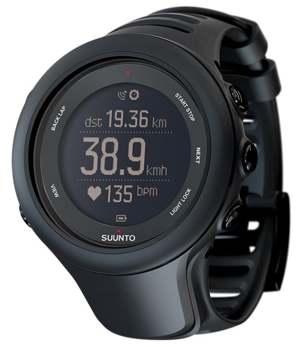 Умные часы Suunto Ambit3 Sport, черный AMBIT3 SPORT Black