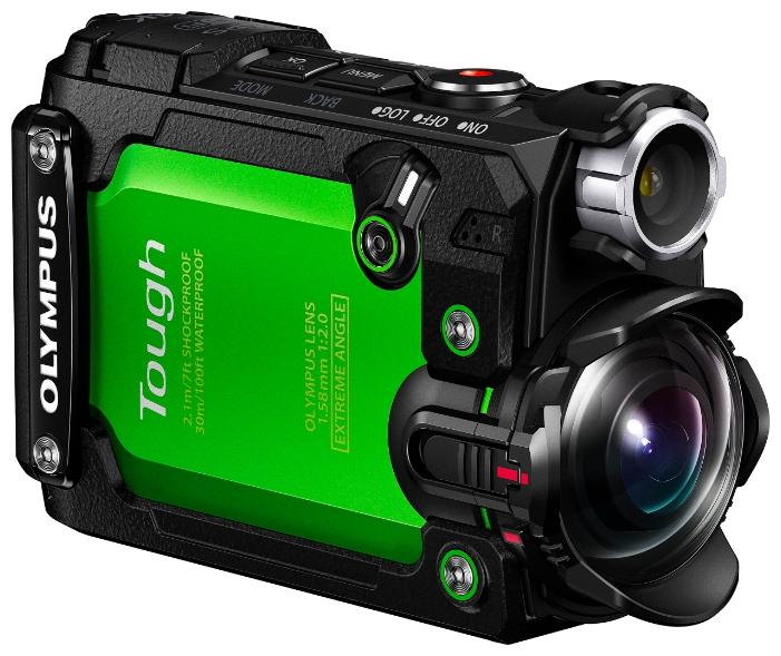 Видеокамера Olympus TG-Tracker Зеленая TG-Tracker Green
