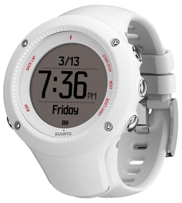 Умные часы Suunto Ambit3 Run HR, белый AMBIT3 RUN WHITE HR