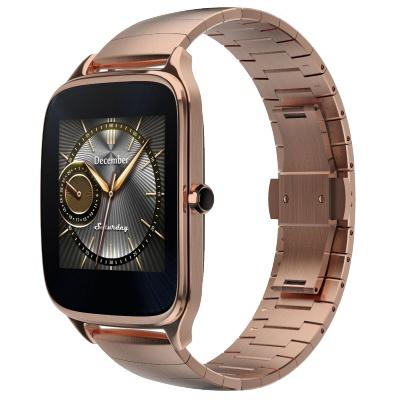 Умные часы ASUS ZenWatch 2 WI501Q, золотистые WI501Q(BQC)-4MGLD0006