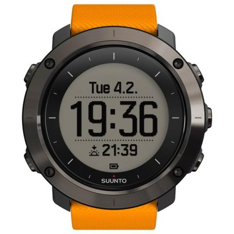 Умные часы Suunto Traverse, оранжевые (SS021844000)