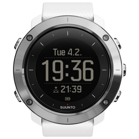 Умные часы Suunto Traverse, белые (SS021842000)
