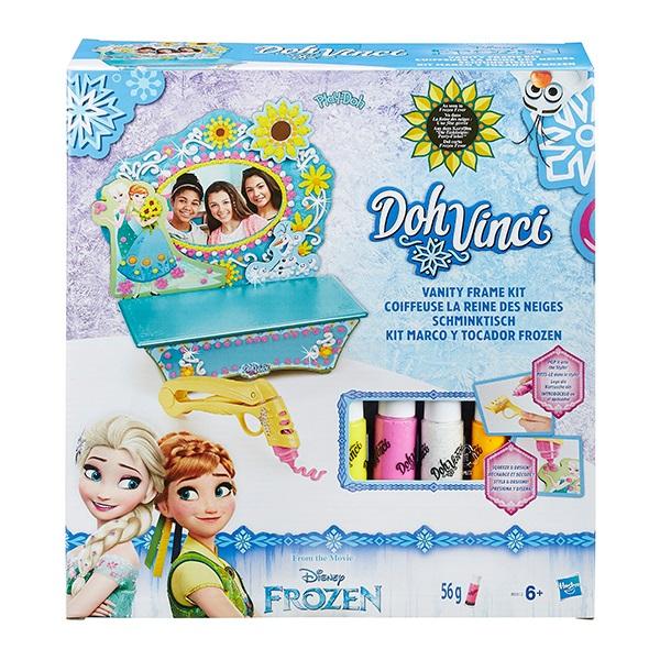 Набор игровой Doh-Vinchi Doh Vinchi Стильный туалетный столик Холодное Сердце
