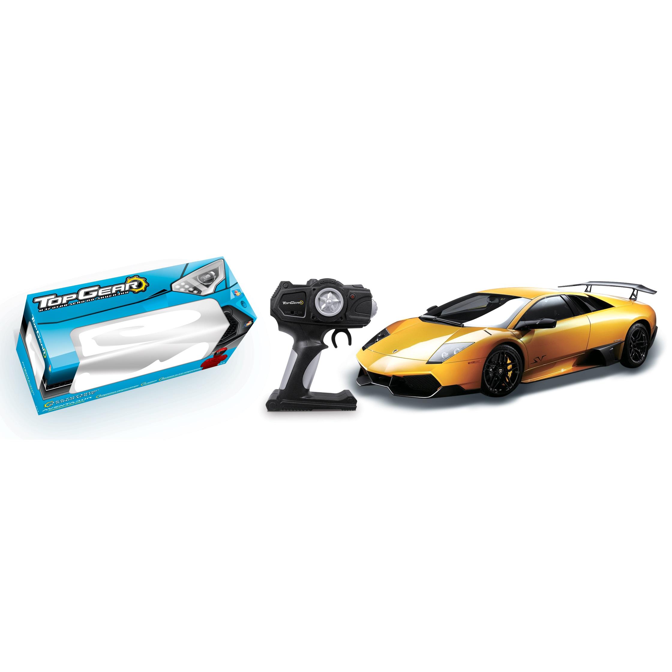 Радиоуправляемая модель 1-Toy 1 Toy Top Gear Lamborghini 670 (1:14)