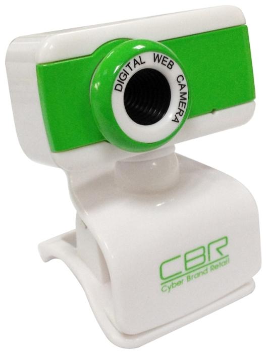 Web-камера CBR CW 832M, зелёная CW 832M Green