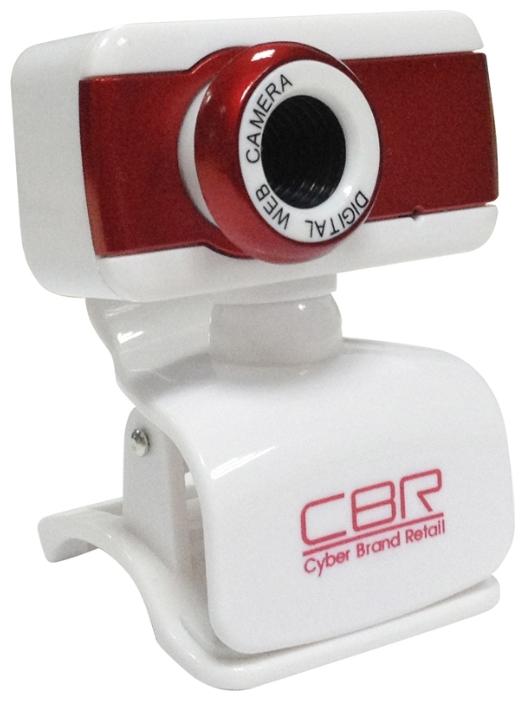 Web-камера CBR CW 832M, красная CW 832M Red