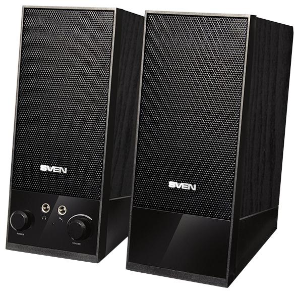 Компьютерная акустика Sven SPS-604, черный SV-0120604BK
