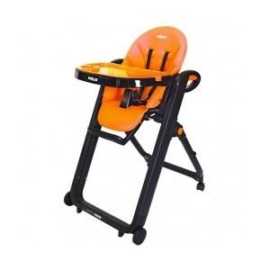 Стульчик для кормления Ivolia Love 02 оранжевый