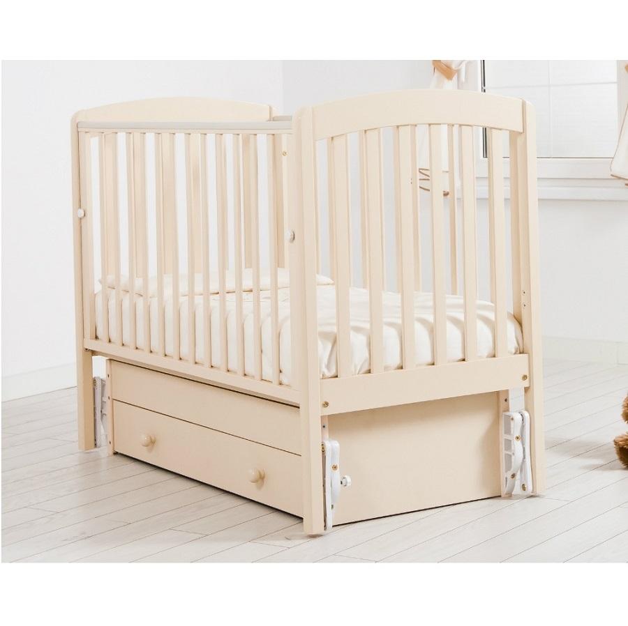 Детская кроватка Gandilyan Гандылян Чу-ча Слоновая Кость