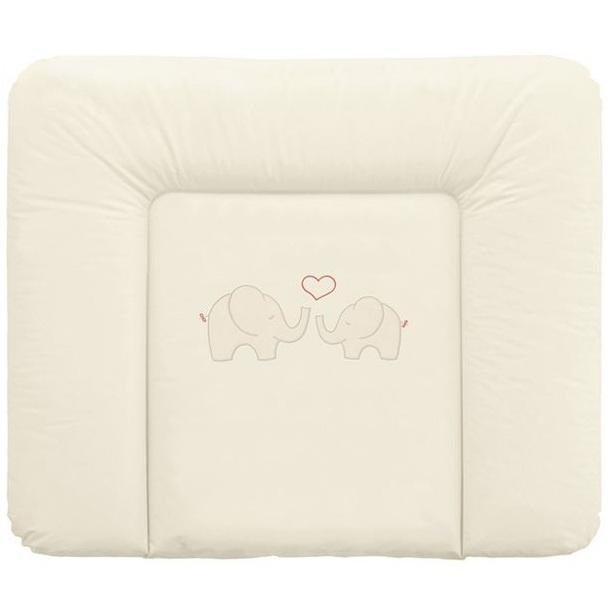 Матрас для детской кроватки Ceba-Baby Elephants creamy