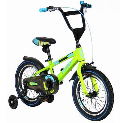 Велосипед VELOLIDER R18 Rusch Sport, зеленый